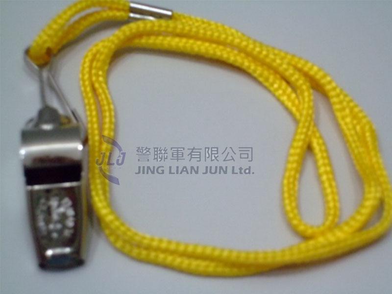 D002銅哨子(喇叭牌)-口哨+哨夾