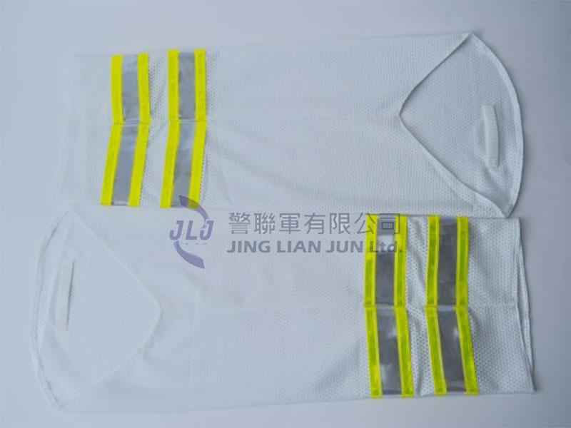 C005-5反光袖套(黃/白雙色)