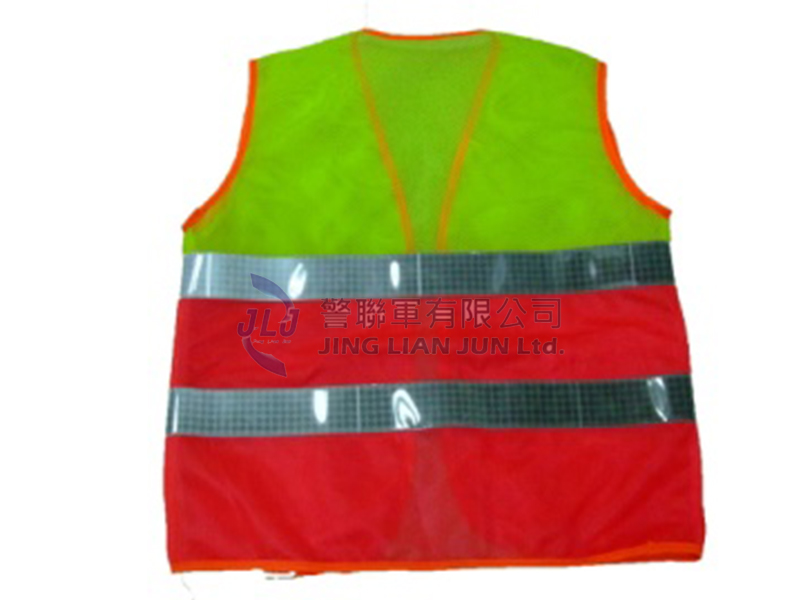 A010-6雙色網布反光背心