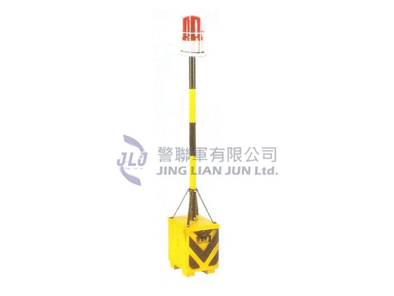 F004充電式LED警示燈(蓄電池)