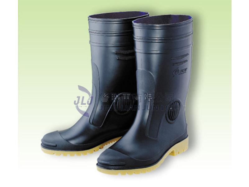 E004高級男用全長雨鞋