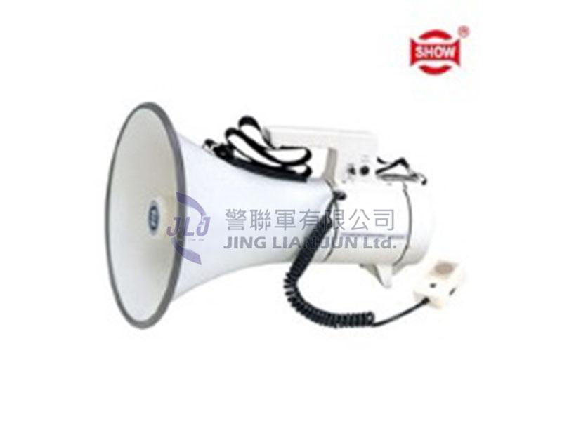 D006 35W肩帶式喊話器ER-67