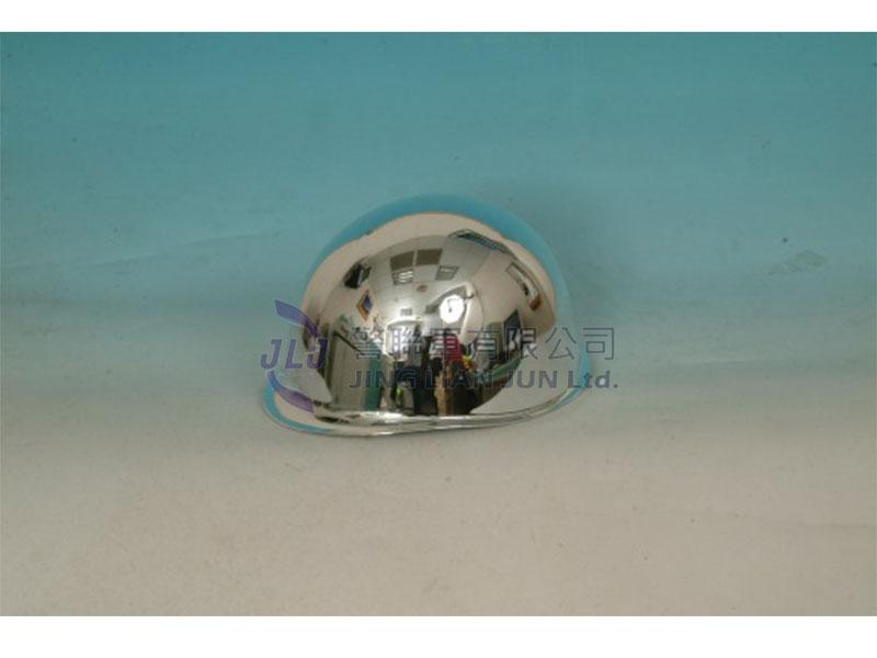C002-1電鍍銀膠盔