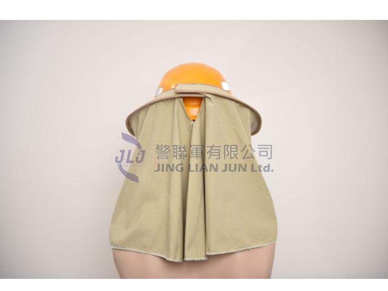 C010-1遮陽帽(有圍巾)