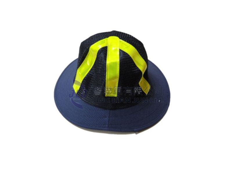 C004-2環保人員反光帽(有圍巾)