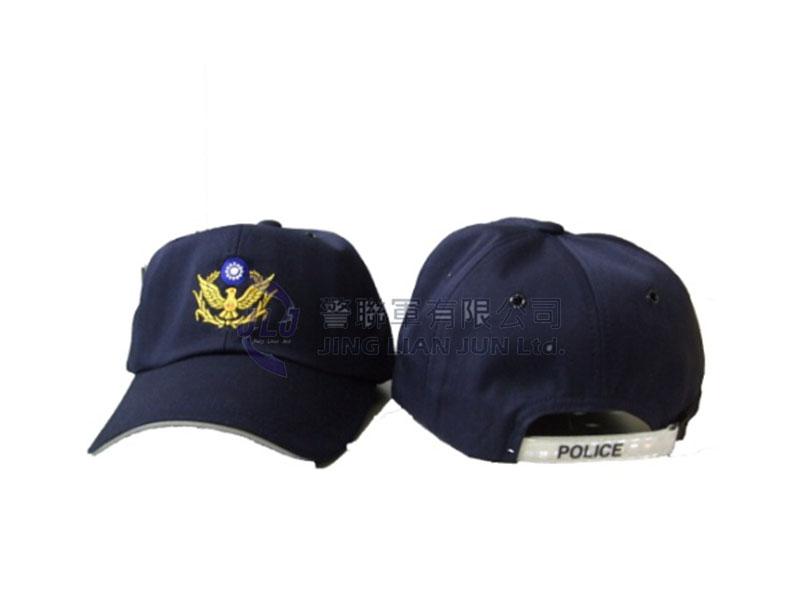 C009反光警便帽